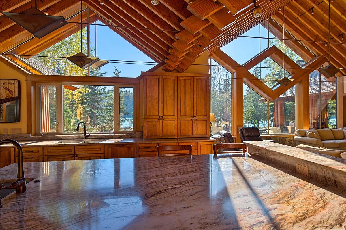 Designed for Alaska's climate